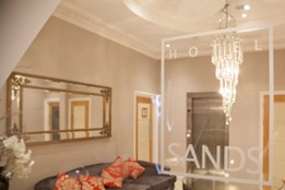 Sands Hotel Foyer